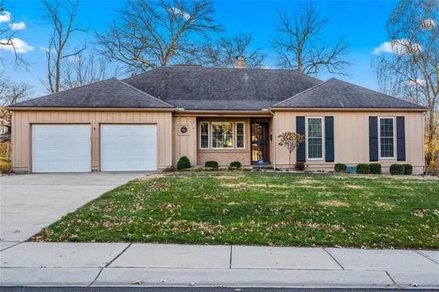 5903 W 78th Terrace, Prairie Village, KS 66208 (#2254506) :: House of Couse Group
