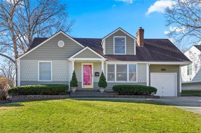4235 W 69th Terrace, Prairie Village, KS 66208 (#2254520) :: House of Couse Group