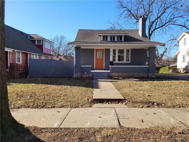 5442 Highland Avenue, Kansas City, MO 64110 (#2254531) :: House of Couse Group