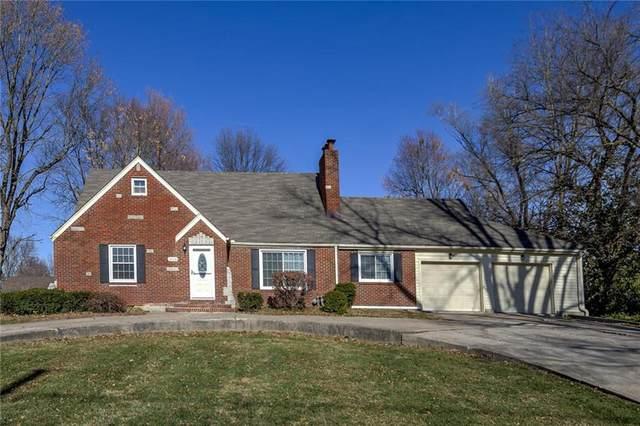 1804 W Liberty Drive, Liberty, MO 64068 (#2254532) :: Audra Heller and Associates