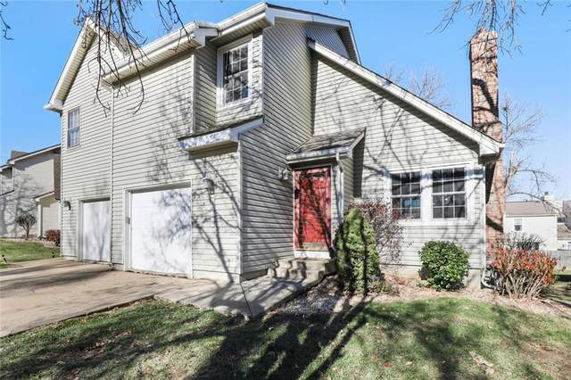 8606 W 109th Terrace, Overland Park, KS 66210 (#2254565) :: House of Couse Group