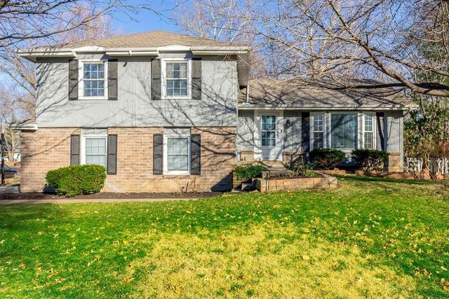10029 Connell Drive, Overland Park, KS 66212 (#2254583) :: House of Couse Group