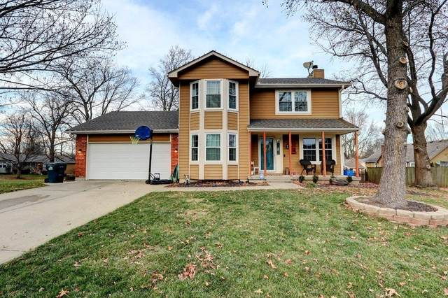 335 NW Palmer Drive, Blue Springs, MO 64014 (#2254624) :: Team Real Estate