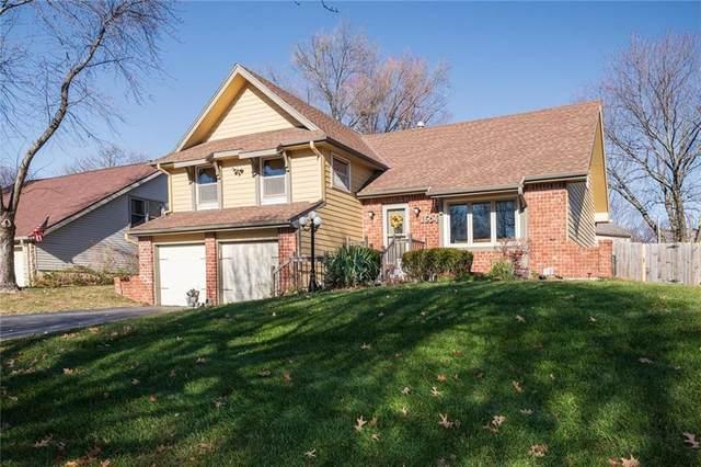 1604 W Elm Terrace, Olathe, KS 66061 (#2254644) :: House of Couse Group