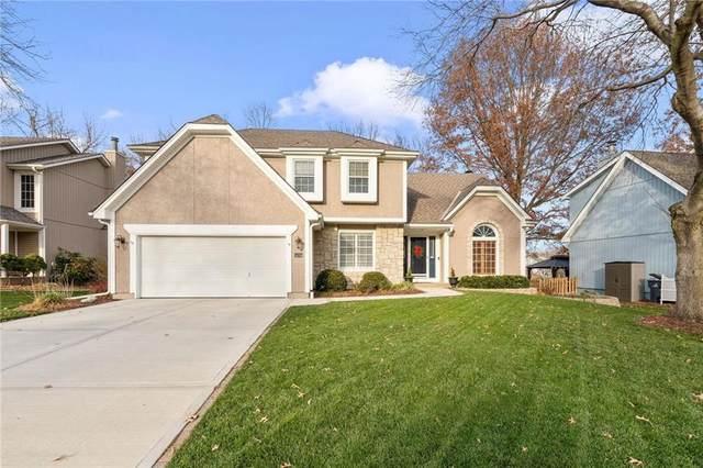 14134 W 113th Terrace, Olathe, KS 66215 (#2254695) :: Audra Heller and Associates