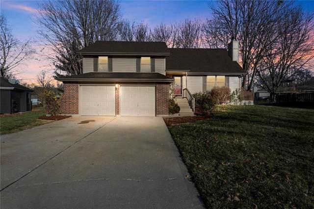 1109 SW Huntington Drive, Blue Springs, MO 64015 (#2254720) :: Audra Heller and Associates