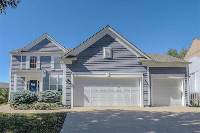 21722 W 56th Street, Shawnee, KS 66218 (#2254751) :: House of Couse Group