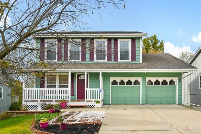 1919 NW 62nd Terrace, Kansas City, MO 64151 (#2254781) :: Austin Home Team