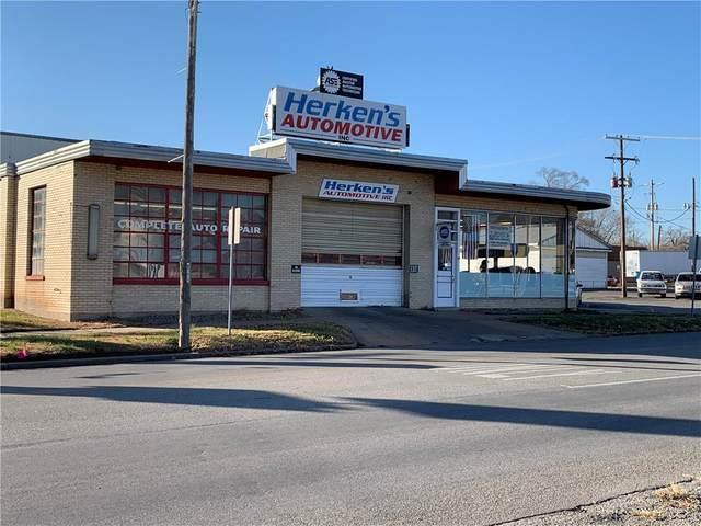 200 S Broadway Street, Leavenworth, KS 66048 (#2254787) :: Edie Waters Network