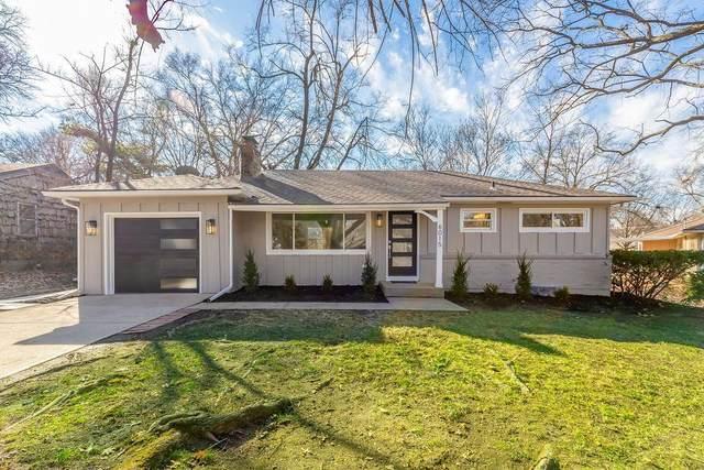 6015 W 78th Terrace, Prairie Village, KS 66208 (#2254799) :: House of Couse Group