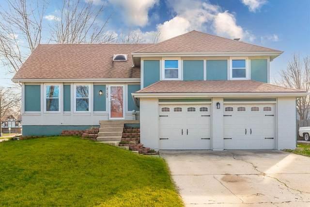 2135 E 144th Street, Olathe, KS 66062 (#2254812) :: House of Couse Group