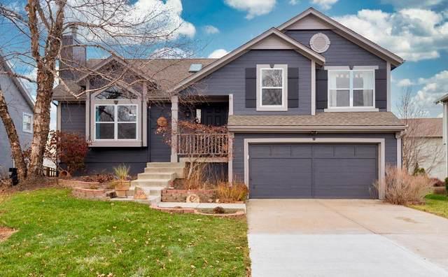 18622 W 160th Street, Olathe, KS 66062 (#2254825) :: House of Couse Group