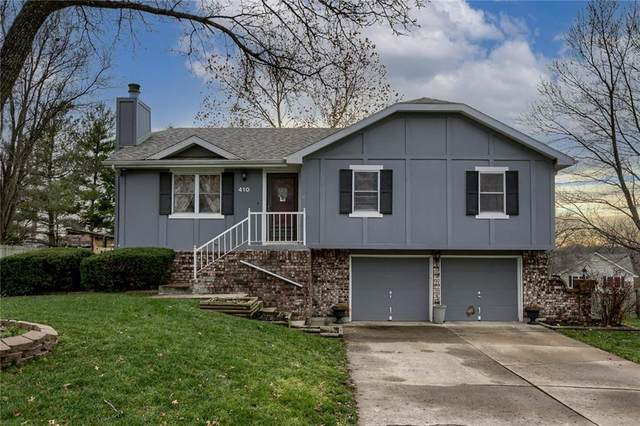 410 SW Pine Ridge Drive, Lee's Summit, MO 64081 (#2254935) :: House of Couse Group