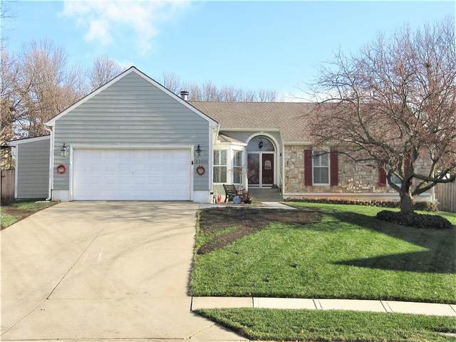 22601 W 53rd Place, Shawnee, KS 66226 (#2254943) :: House of Couse Group