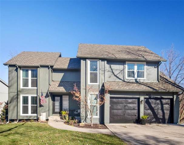 3632 NE Basswood Drive, Lee's Summit, MO 64064 (#2254971) :: House of Couse Group