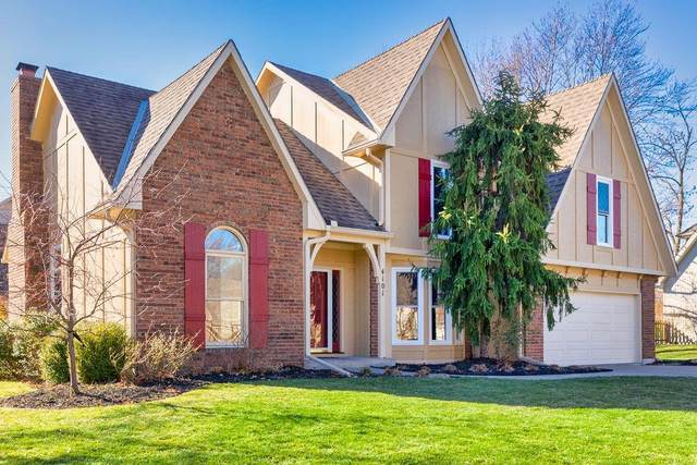 4101 NW 75th Street, Kansas City, MO 64151 (#2254999) :: House of Couse Group