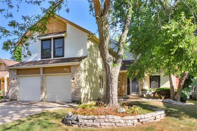611 NE Burning Tree Street, Lee's Summit, MO 64064 (#2255026) :: Beginnings KC Team