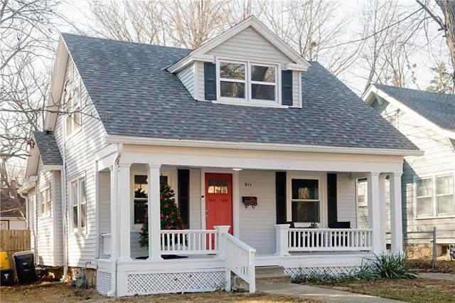 911 E 75th Street, Kansas City, MO 64131 (#2255158) :: House of Couse Group