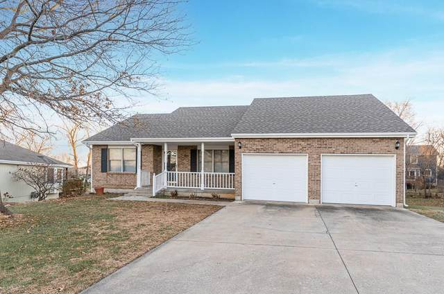 2140 Hidden Valley Drive, Tonganoxie, KS 66086 (#2255184) :: House of Couse Group