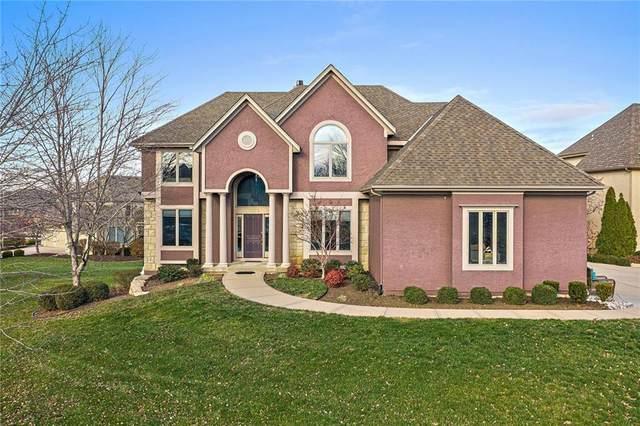 14909 Woodson Street, Overland Park, KS 66223 (#2255197) :: Team Real Estate
