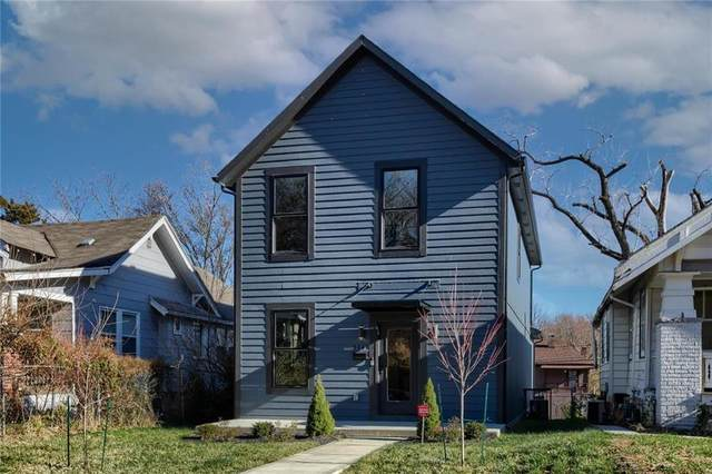 5441 Lydia Avenue, Kansas City, MO 64110 (#2255384) :: Eric Craig Real Estate Team