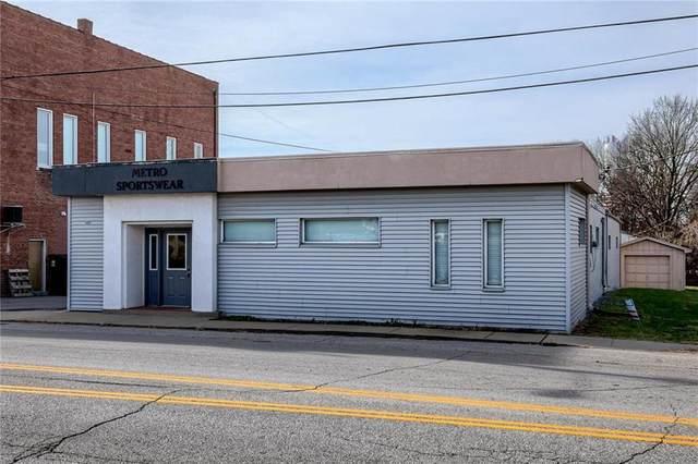 102 N Jefferson Street, Kearney, MO 64060 (#2255396) :: The Kedish Group at Keller Williams Realty