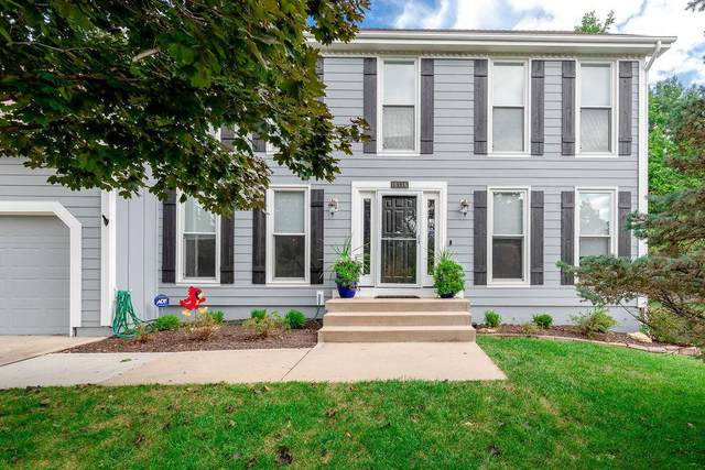 15135 Beverly Street, Overland Park, KS 66223 (#2255490) :: House of Couse Group