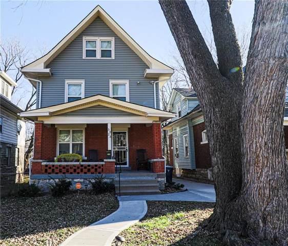 3023 Highland Avenue, Kansas City, MO 64109 (#2255573) :: Eric Craig Real Estate Team