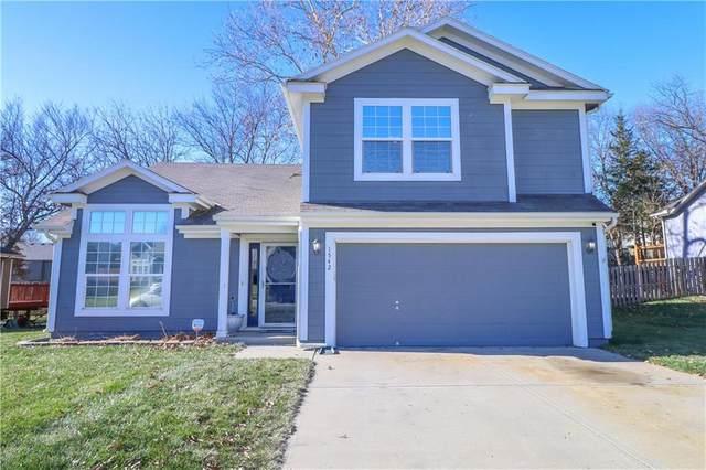1542 S 104 Terrace, Edwardsville, KS 66111 (#2255649) :: Ask Cathy Marketing Group, LLC