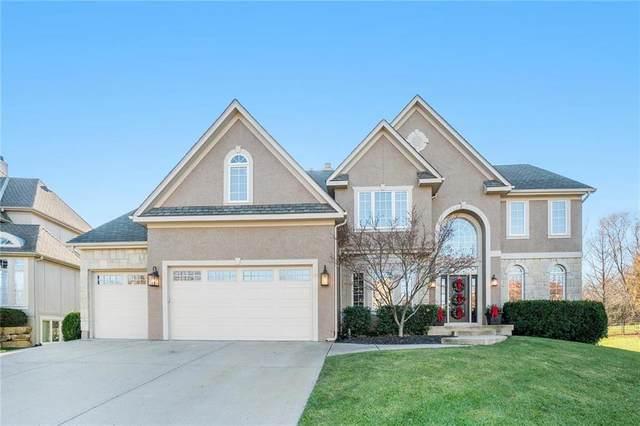 12009 W 141 Street, Overland Park, KS 66221 (#2255661) :: Eric Craig Real Estate Team