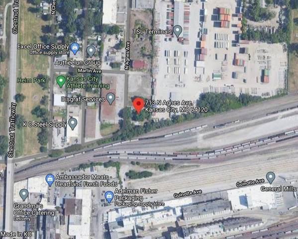 713 N Agnes Avenue, Kansas City, MO 64120 (#2255686) :: Five-Star Homes