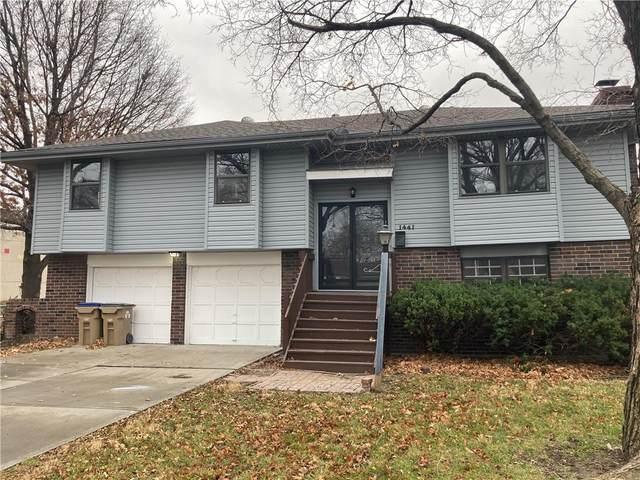 1441 E 21st Avenue, North Kansas City, MO 64116 (#2255857) :: House of Couse Group