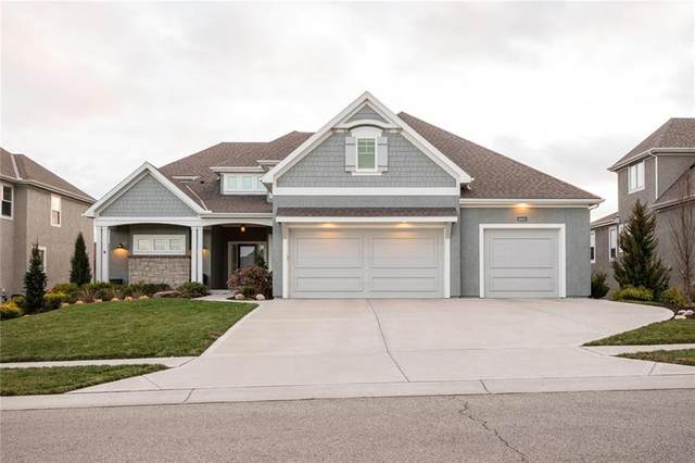 10601 W 162nd Street, Overland Park, KS 66221 (#2255912) :: Eric Craig Real Estate Team
