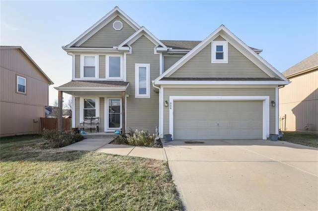 830 N Spruce Street, Gardner, KS 66030 (#2255935) :: House of Couse Group