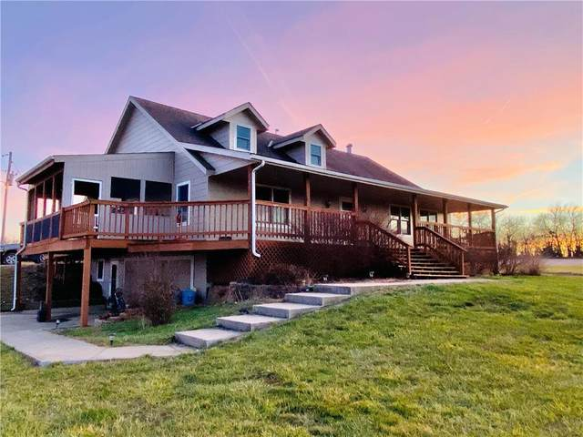 10499 W 1800 Road, Parker, KS 66072 (#2256013) :: Eric Craig Real Estate Team