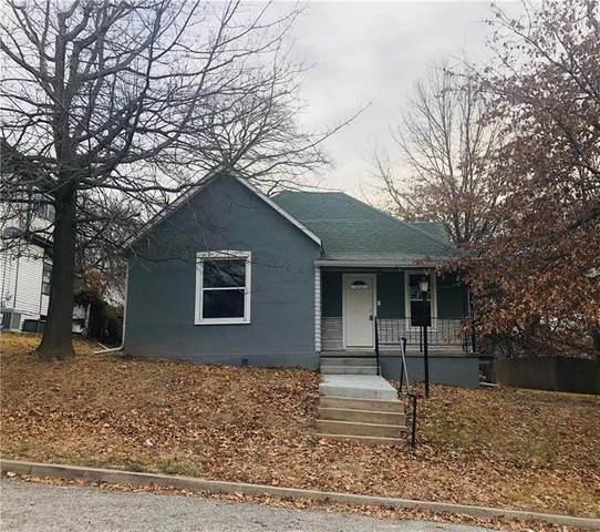 1018 N 10th Street, Atchison, KS 66002 (#2256066) :: Ron Henderson & Associates