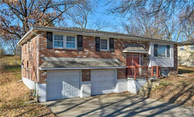 4509 NW 50th Terrace, Kansas City, MO 64151 (#2256169) :: House of Couse Group