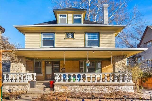 3335 Harrison Street, Kansas City, MO 64109 (#2256201) :: Eric Craig Real Estate Team