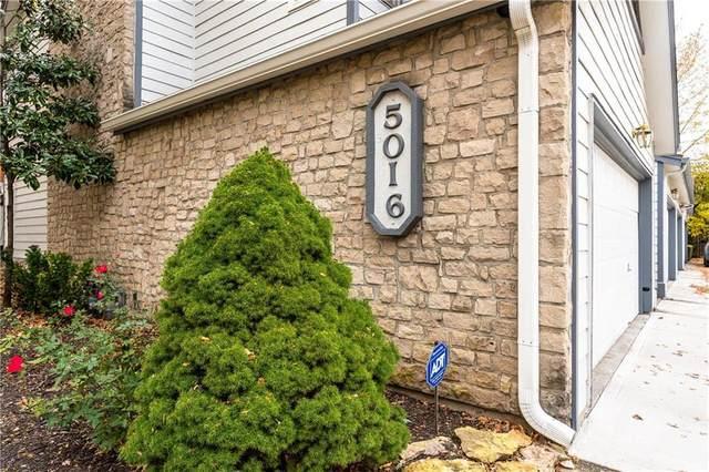 5016 Walnut Street A, Kansas City, MO 64112 (#2256224) :: House of Couse Group