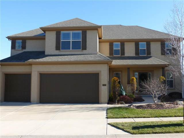 13425 W 172ND Street, Overland Park, KS 66221 (#2256252) :: House of Couse Group