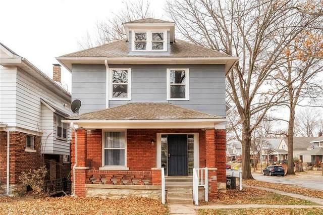 200 Jackson Avenue, Kansas City, MO 64123 (#2256335) :: House of Couse Group