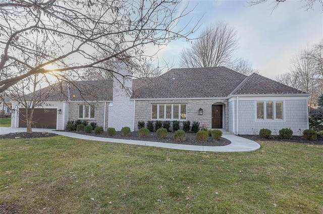 5726 Howe Drive, Fairway, KS 66205 (#2256341) :: House of Couse Group