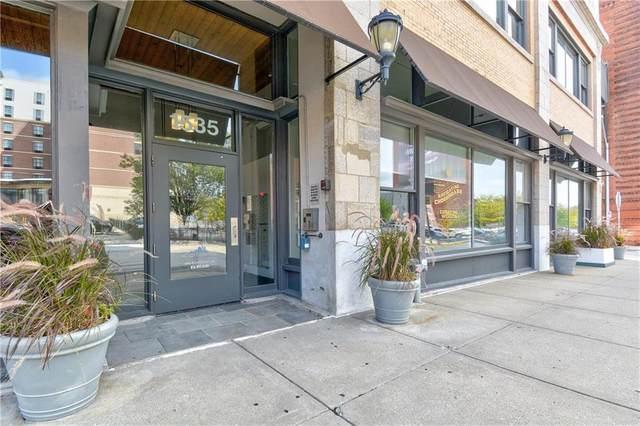 1535 Walnut Street #605, Kansas City, MO 64108 (#2256346) :: Ask Cathy Marketing Group, LLC