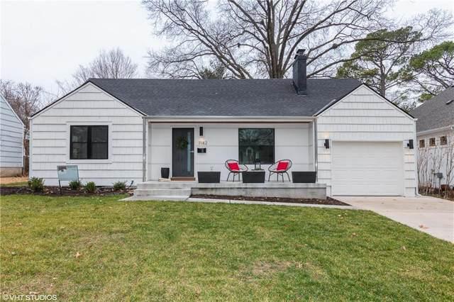 7142 Buena Vista Street, Prairie Village, KS 66208 (#2256507) :: Team Real Estate