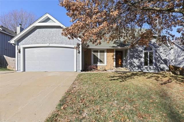 1030 E Oakview Street, Olathe, KS 66061 (#2256532) :: House of Couse Group