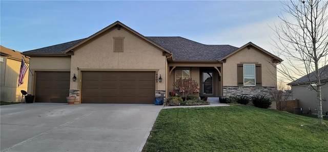 19403 W 200th Terrace, Spring Hill, KS 66083 (#2256617) :: Eric Craig Real Estate Team