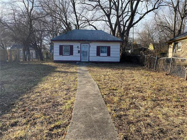6712 College Avenue, Kansas City, MO 64132 (#2256646) :: The Rucker Group