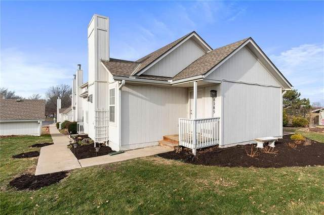 8285 N Revere Avenue, Kansas City, MO 64151 (#2256653) :: House of Couse Group