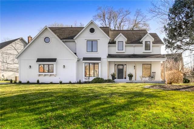 12901 Delmar Street, Leawood, KS 66209 (#2256801) :: Eric Craig Real Estate Team