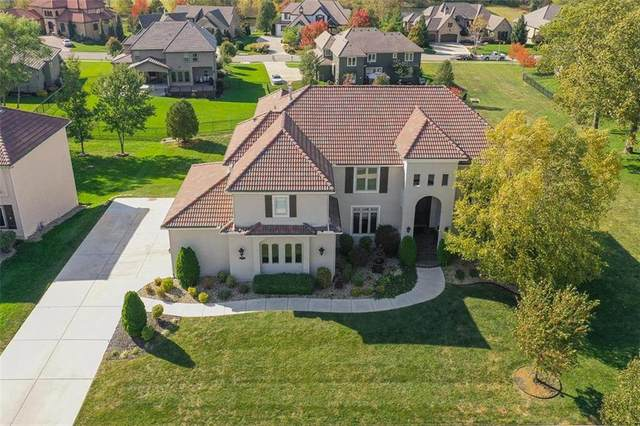 15336 Stearns Street, Overland Park, KS 66221 (#2256867) :: Eric Craig Real Estate Team